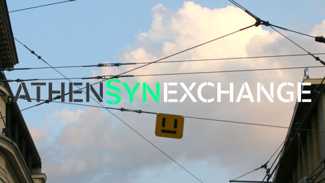 athensyn studio exchange programme